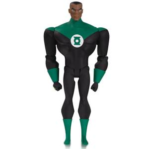 DC Collectibles Justice League Animated Green Lantern John Stewart Action Figure