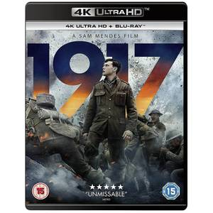 1917 - 4K Ultra HD (Includes 2D Blu-ray)