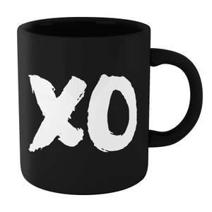The Motivated Type XO Mug - Black