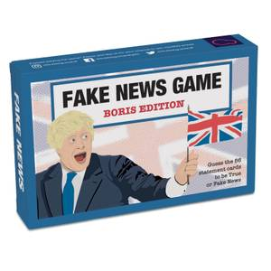 Fake News Game - Boris Edition