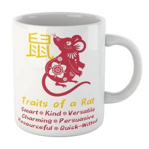 Traits Of A Rat Mug Mug