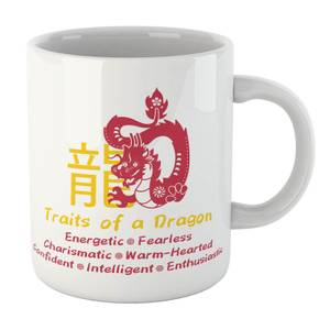 Traits Of A Dragon Mug Mug