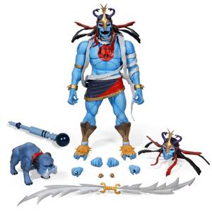 Super7 ThunderCats ULTIMATES! Figure - Mumm-Ra with Ma-Mutt set