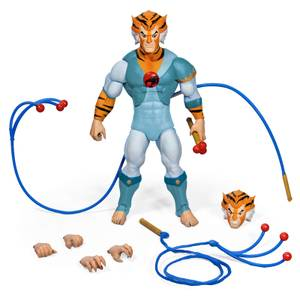 Super7 ThunderCats ULTIMATES! Figure - Tygra