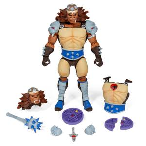 Super7 ThunderCats ULTIMATES! Figure - Grune the Destroyer