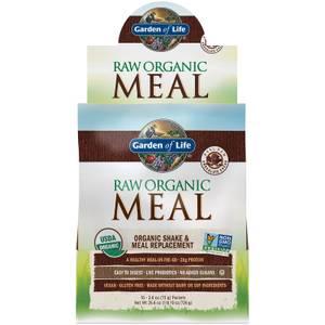 Raw Biologische Alles-In-Eén Shake - Chocolade - 10 zakjes
