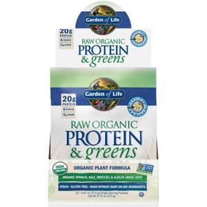 Raw Organic Protein and Greens - Single Sample Sachet