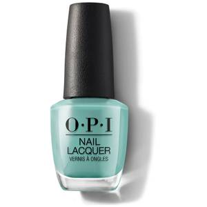OPI Mexico City Limited Edition Nail Polish - Verde Nice to Meet You 15ml