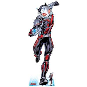 The Avengers Ant-Man Lifesized Cardboard Cut Out