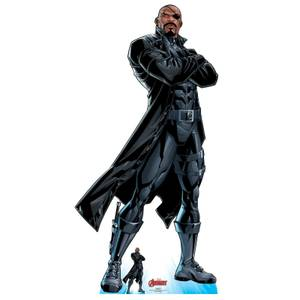 The Avengers Nick Fury Oversized Cardboard Cut Out