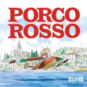 Studio Ghibli Records - Porco Rosso: Image Album LP
