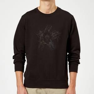 Magic: The Gathering Theros: Beyond Death Gods Constellation Sweatshirt - Black