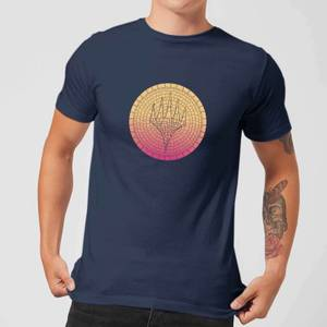 Magic: The Gathering Theros: Beyond Death Planeswalker Symbol Gradient Men's T-Shirt - Navy