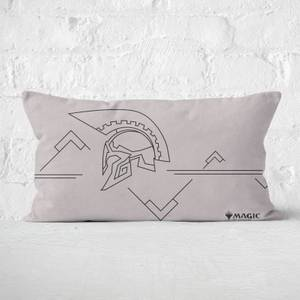 Magic: The Gathering Theros: Beyond Death Helmet Profile Rectangular Cushion