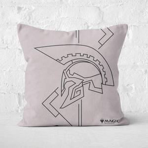 Magic: The Gathering Theros: Beyond Death Helmet Profile Square Cushion