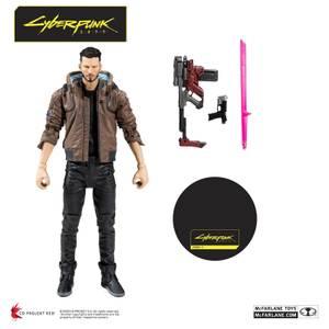 McFarlane Toys Cyberpunk 2077 V Male 7-Inch Action Figure