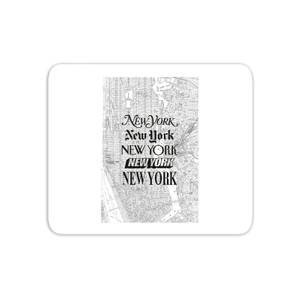 The Motivated Type New York Mouse Mat