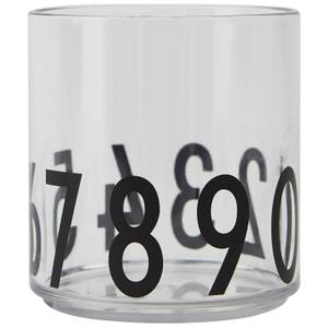 Design Letters Kids Personal Drinking Glass - Special Edition Numbers