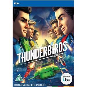 Thunderbirds Are Go: Serie 3 Band 2