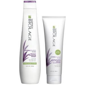 Biolage Hydrasource Shampoo and Conditioner Duo
