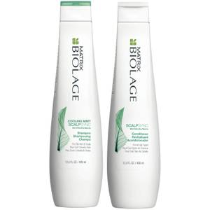 Biolage Scalpsync Cooling Mint Shampoo and Conditioner Duo