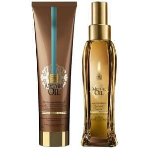 L'Oréal Professionnel Mythic Oil and Blow Dry Cream Duo