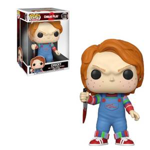 A Child's Play Chucky 10-Inch Funko Pop! Vinyl