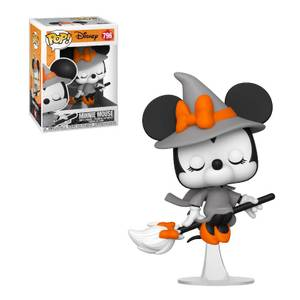 Disney Halloween Witchy Minnie Funko Pop! Vinyl