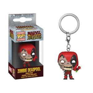 Marvel Zombies Deadpool Funko Pop! Keychain