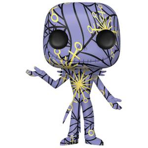 Disney Nightmare Before Christmas Jack with Case (Artist's Series) Funko Pop! Vinyl