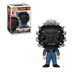 Pop! Rocks Slipknot Craig Jones Pop! Vinyl Figure