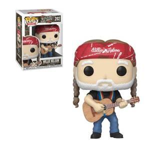Pop! Rocks Willie Nelson Pop! Vinyl Figure