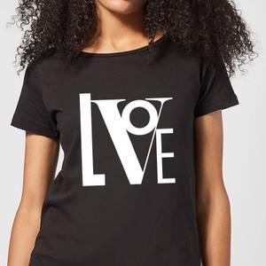 Love Women's T-Shirt - Black