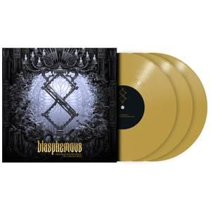 Blasphemous Original Soundtrack 3x Colour LP