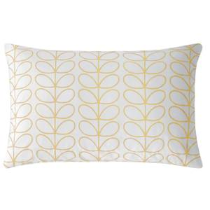 Orla Kiely Linear Stem Dandelion Pillowcase Pair