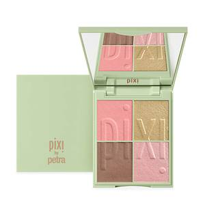 PIXI Nuance Quartette Blush Quad - Honey Nectar