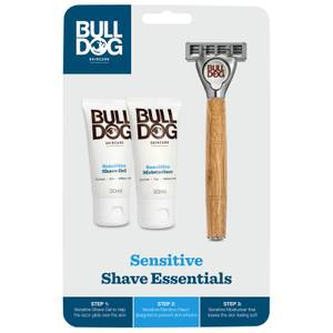Bulldog Sensitive Shave Essentials Kit