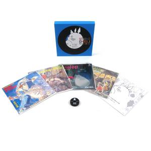 Studio Ghibli 7 Inch Vinyl Box Set