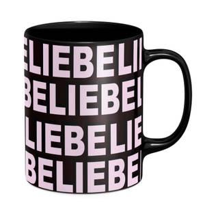 Liebe Black Mug Mug - Black