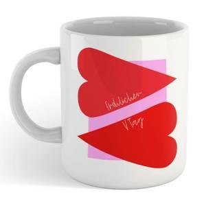 Frohlichen Valenstinstag Mug Mug