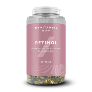 Myvitamins Retinol Softgels