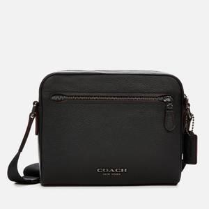 Coach Men's Metropolitan Soft Camera Bag - Black