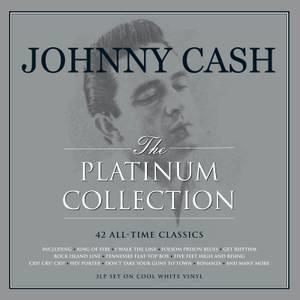 Johnny Cash - The Platinum Collection (Coloured Vinyl) 3LP