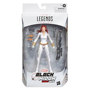 Hasbro Marvel Legends Deluxe Black Widow: Deadly Origin Movie Figure