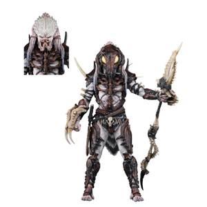 NECA Figurine articulée Predator Ultimate Alpha échelle 18 cm 100e Édition