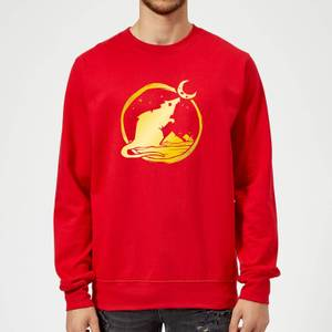 Sea of Thieves Year of the Rat Sweatshirt - Red
