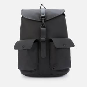 RAINS Camp Backpack - Black