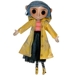 "NECA Coraline - Prop Replica - 10"" Doll Replica"