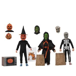 "NECA Halloween 3 - 8"" Scale Clothed Figure- Season of the Witch - 3 Pack"