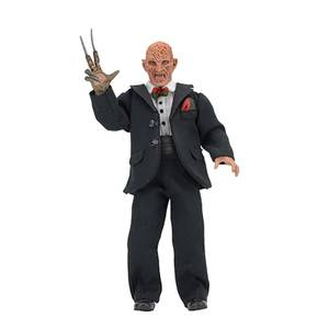 "NECA Nightmare on Elm Street - 8"" Clothed Figure - Tuxedo Freddy"